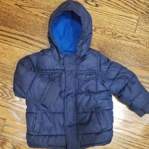 Old Navy Frost Free Toddler Puffer Jacket